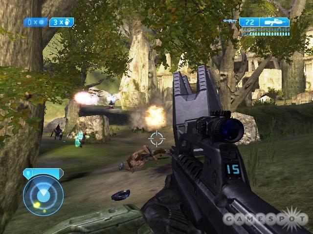 Halo 2 скачать через торрент - фото 6