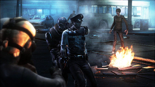 Operation Raccoon City Tournament Game play part 2