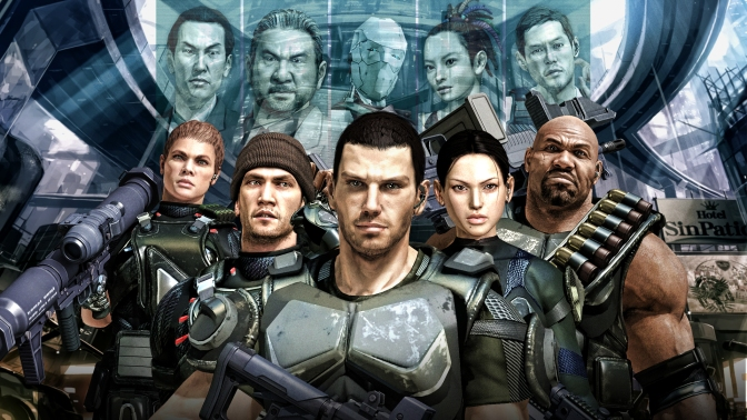 Binary Domain Full written Review