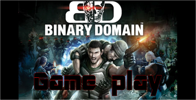 Binary Domain: Multiplayer Gameplay