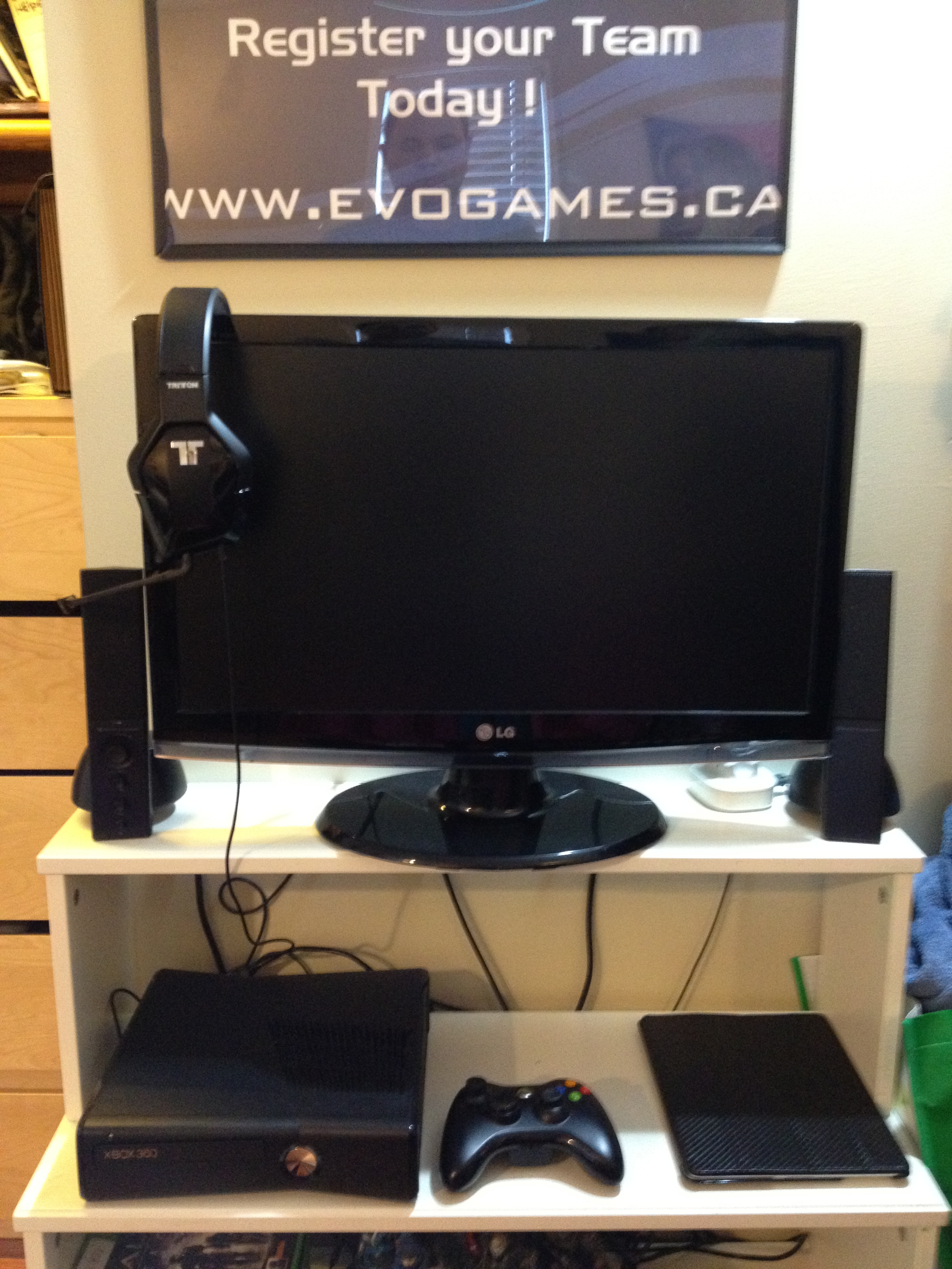 New column my gaming rig pro blog for Decoration xbox one
