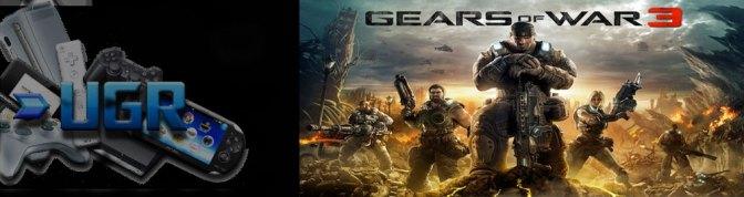 UGR Gears 3 Community Game night Tonight 7pm EST