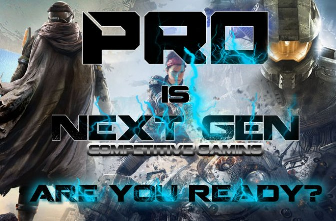 PRO heads for Next Gen in 2014