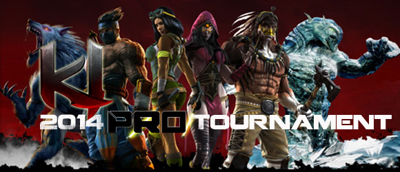 Killer Instinct 2014 Tournament video results