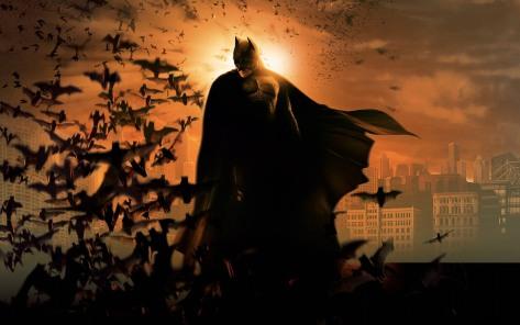 Titanfall may in fact be more badass than Batman !
