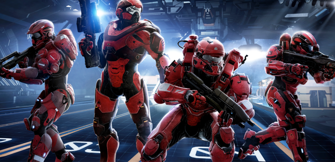 5 Things I liked about the Halo 5 Guardians Beta
