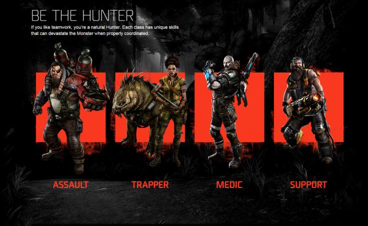 Evolve-Assault-Trapper-Medic-Support-Classes
