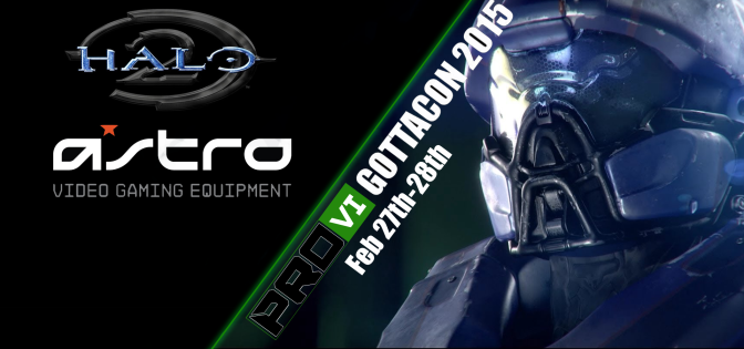 Gottacon 2015 Halo 2 Anniversary Tournament