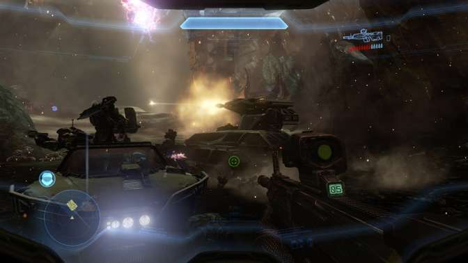 Halo: 30 to 60 fps in 14 years